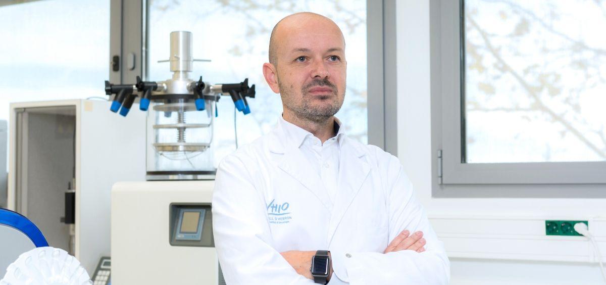 Doctor Paolo Nuciforo (Foto. ConSalud)