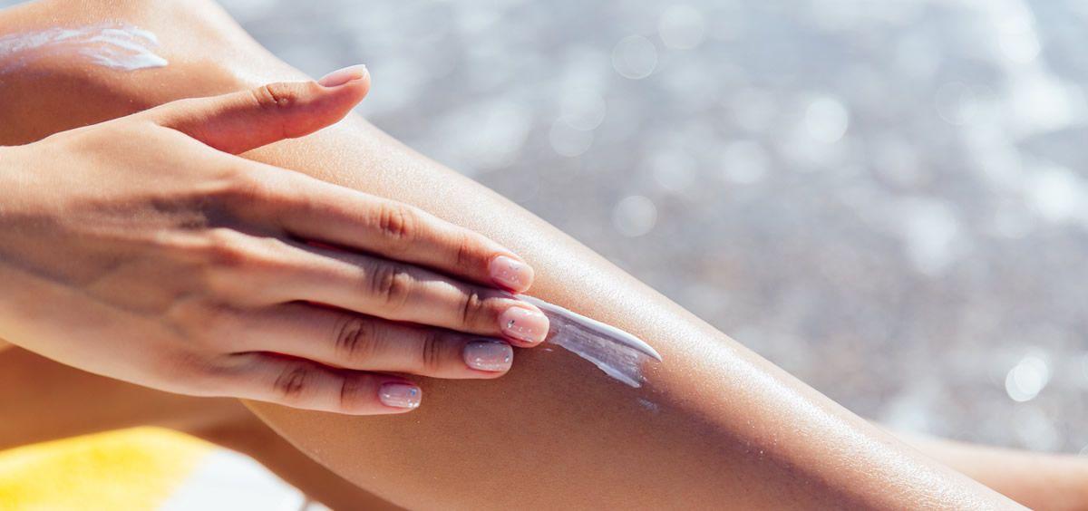 Protección solar, imprescindible para la piel (Foto. Freepik)