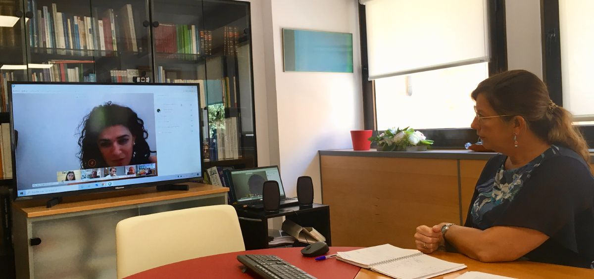 Patricia Gómez, consejera de Salud y Consumo de las Islas Baleares (Foto. Gobierno de las Islas Baleares)