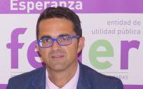 Juan Carrión, presidente de la Federación Española de Enfermedades Raras (FEDER) y su fundación.