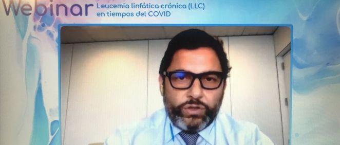 Doctor Francesc Bosch durante su intervención (Foto. ConSalud)