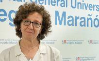 María Luisa Navarro, pediatra de la Sección de Enfermedades Infecciosas del Servicio de Pediatría del Gregorio Marañón (Foto. ConSalud)
