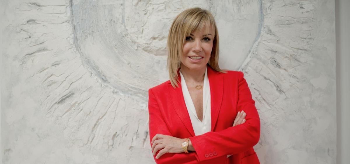 Mercedes Mengíbar, directora territorial de Vithas en Andalucía