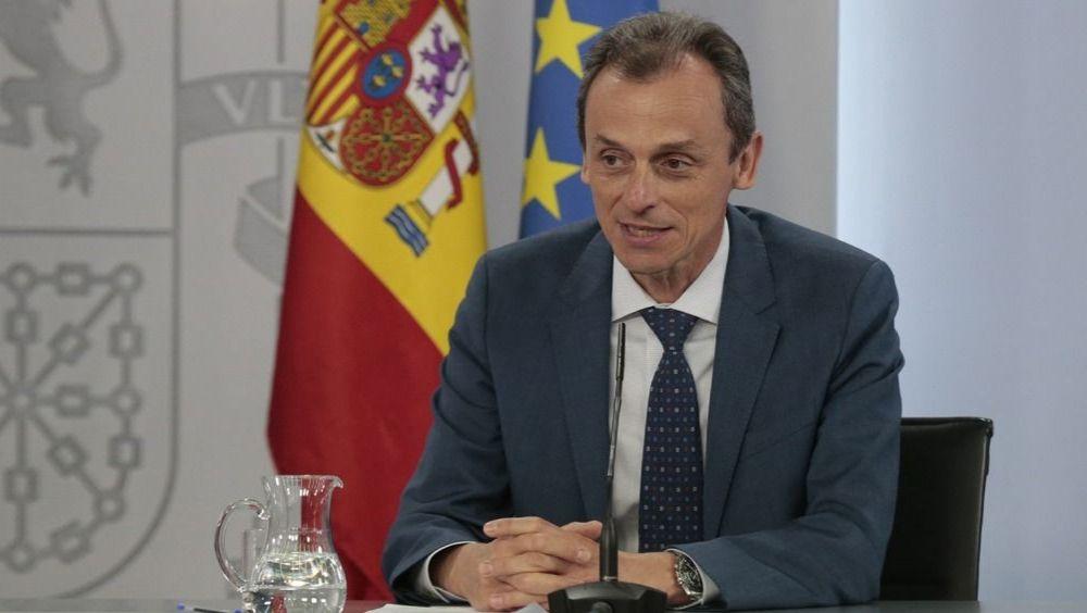 Pedro Duque, ministro de Ciencia e Innovación (Foto: Pool Moncloa / JM Cuadrado)