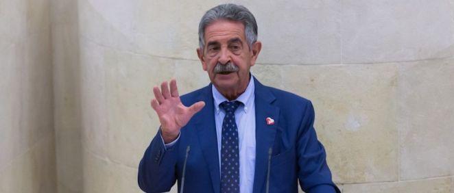 Miguel Ángel Revilla, presidente de Cantabria (Foto: Gobierno de Cantabria)