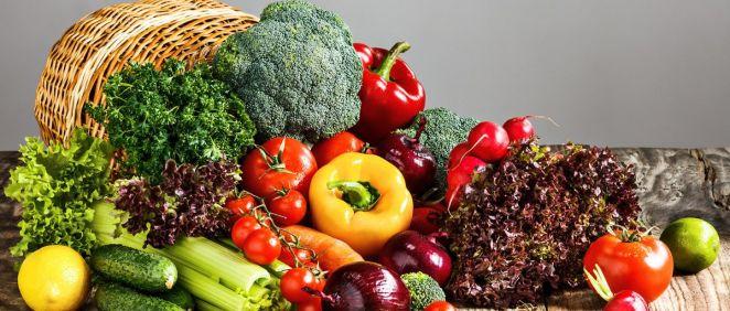 Verduras (Foto. Freepik)