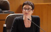 Ana Marín, diputada del grupo parlamentario del PP en las Cortes de Aragón (Foto. EP)