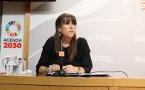 La consejera de Sanidad de Aragón, Sira Repollés (Foto. Europa Press)