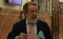 El Defensor del Pueblo en funciones, Francisco Fernández Marugán (Foto. Europa Press)
