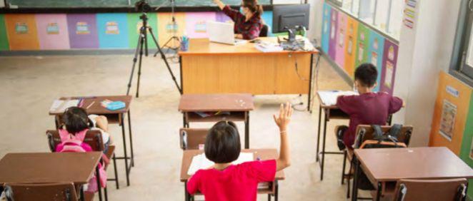 Las estrategias para la reapertura de los centros educativos no pueden aplicarse de la misma forma en todas las escuelas  (Foto. Universidad de Harvard)