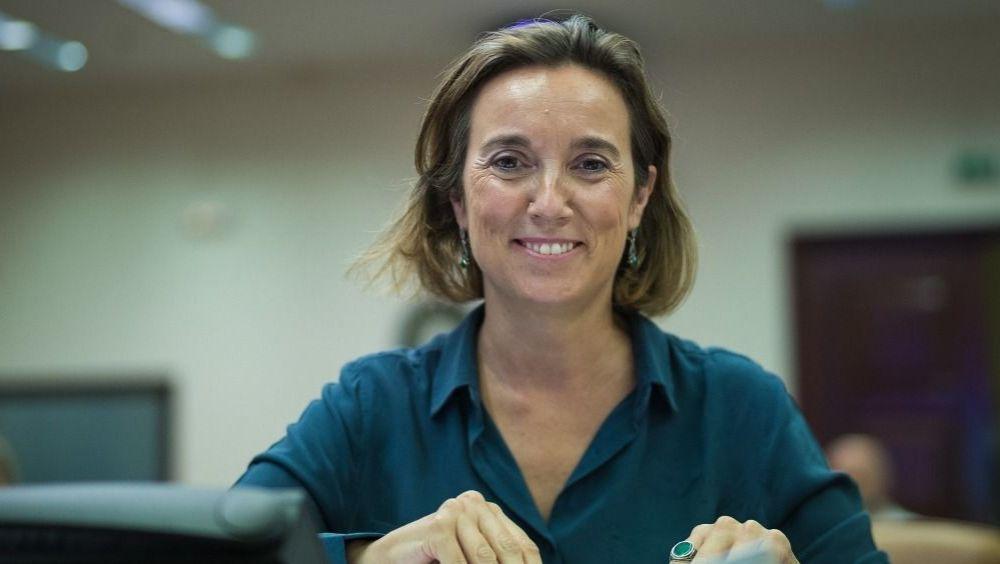 Cuca Gamarra, vicesecretaria general de Política Social del PP (Foto: Flickr PP)