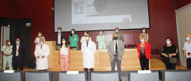 Acto Homenaje Defensores de la Salud 2020 (Foto. ConSalud)