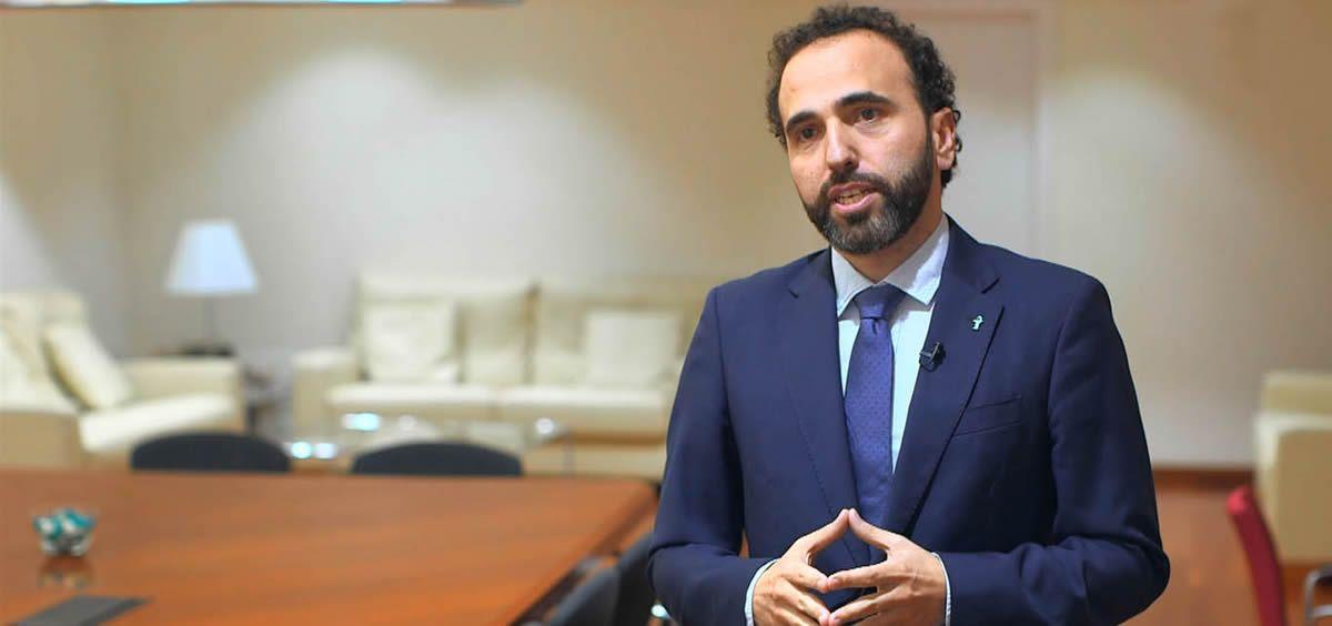 Jordi Casas Sánchez, presidente del Colegio de Farmacéuticos de Barcelona (Foto. ConSalud)