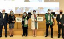 El Hospital La Fe de Valencia protagoniza el cupón de la ONCE