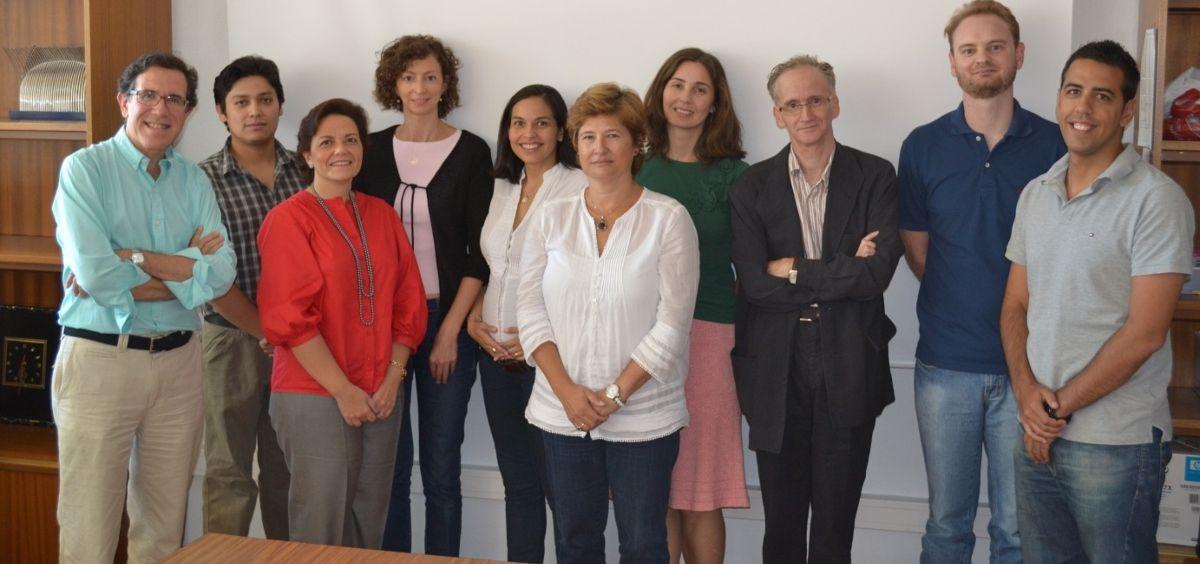 Profesionales que han llevado a cabo el estudio (Foto. Freepik)