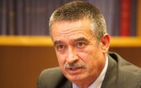Vicente Matas, coordinador del Centro de Estudios del Sindicato Médico de Granada. (Foto. V.M)