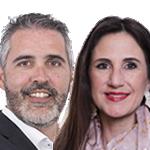 Jorge Soler y Blanca Navarro