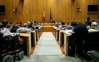 Pleno de la Comisión para la Reconstrucción Social y Económica (Foto: Congreso)