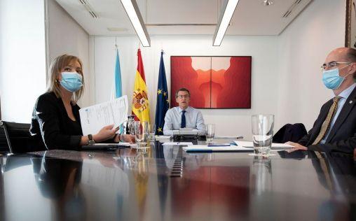Galicia, con la mirada puesta en el brote de A Mariña para la celebración de las elecciones del 12-J