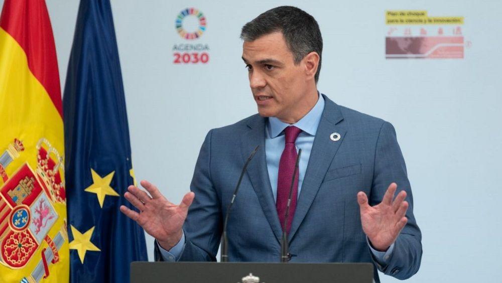 Pedro Sánchez presenta el Plan de Choque para fomentar la investigación y la ciencia (Pool Moncloa / Borja Puig de la Bellacasa y Fernando Calvo)