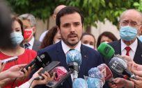 El ministro de Consumo, Alberto Garzón (Foto. Ministerio de Consumo)