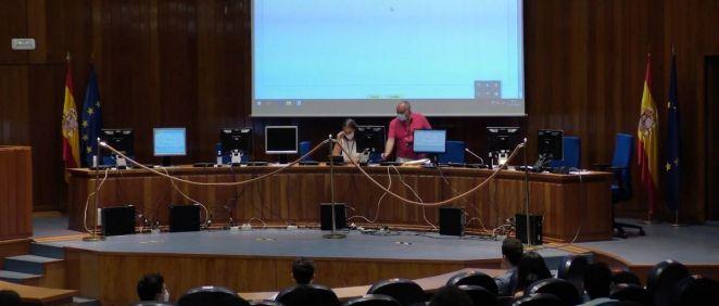 Un momento de la elección de plazas MIR 2020. (Foto. ConSalud.es)