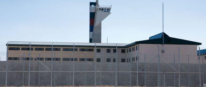 Imagen de una prisión o centro penitenciario español. (Foto. II.PP.)