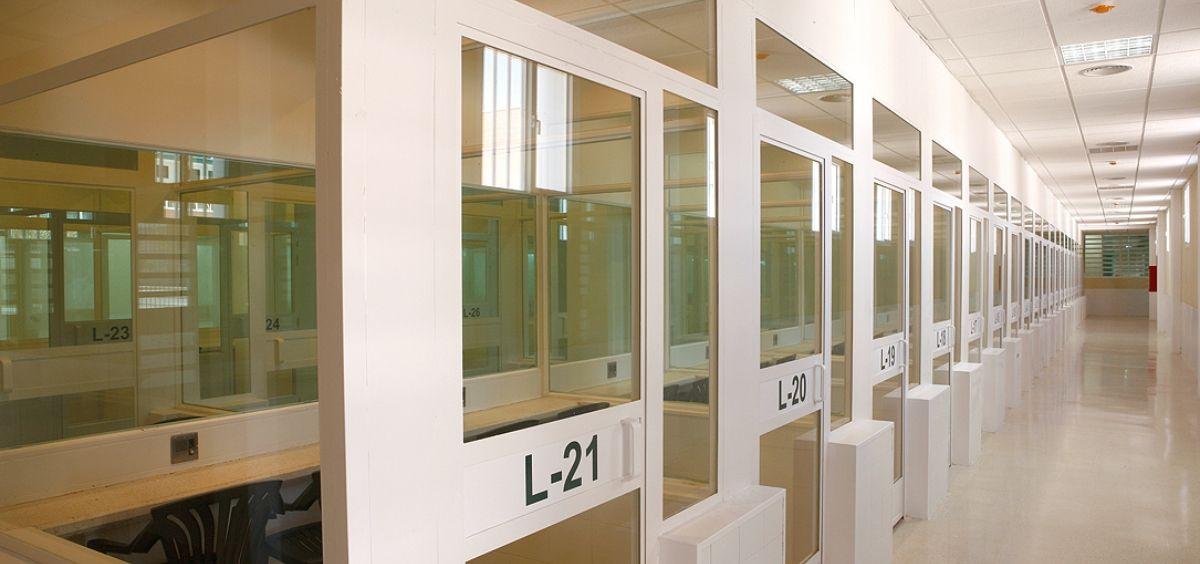 Módulos de prisiones en un centro penitenciario español. (Foto. II.PP)