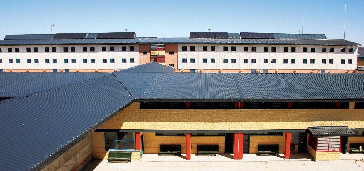 Imagen de archivo de un centro penitenciario español. (Foto. II.PP Prisiones)