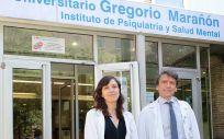 Celso Arango y Carmen Moreno (Foto. ConSalud)