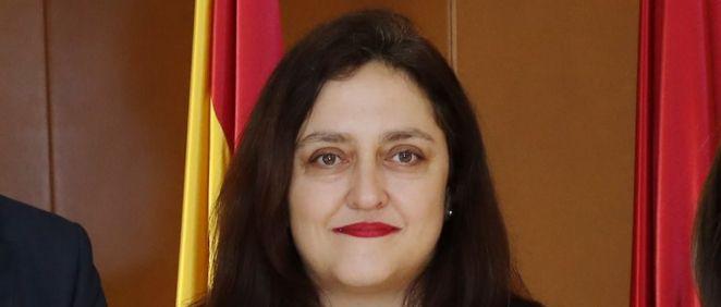Gema Sarmiento, directora gerente suplente del Hospital Universitario de Fuenlabrada.