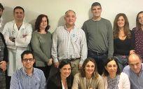 Foto del grupo de investigadores de Incliva (Foto. ConSalud)