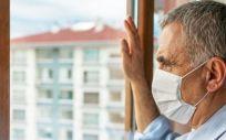 La soledad y la pandemia agravan las patologías de las personas mayores (Foto. EP)