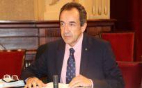 Juan Manuel López, portavoz de Salud de Ciudadanos Baleares (Foto. Ciudadanos Baleares)