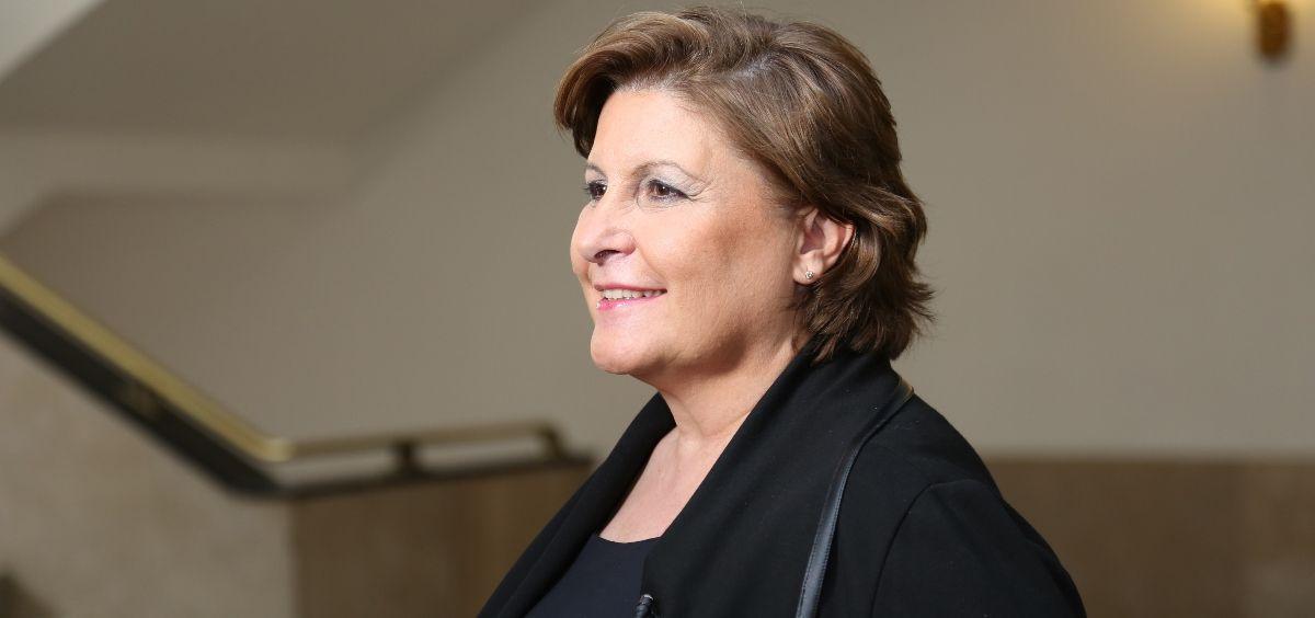 Begoña Barragán, presidenta del Grupo Español de Pacientes con Cáncer (GEPAC). (Foto. Gepac)
