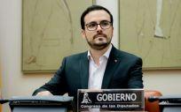 El ministro de Consumo, Alberto Garzón. (Foto. Min. Consumo)