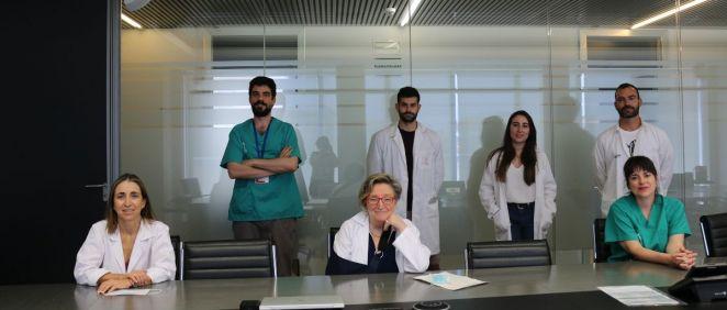 Grupo de Biología de Cáncer de Mama de Incliva coordinado por la Dra. Ana Lluch (Foto. ConSalud)