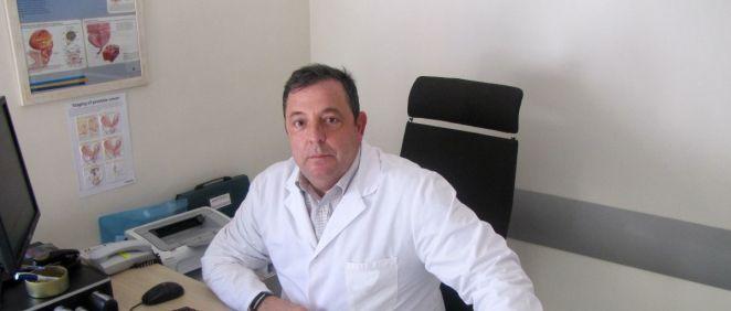 Dr. Fernández Borrell (Foto. ConSalud)