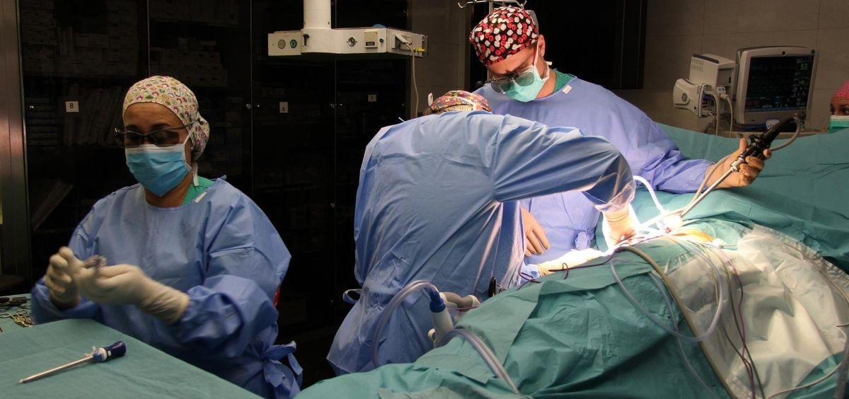 Trasplante de riñón (Foto. EP)