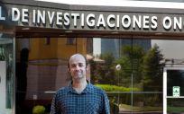 Óscar Fernández Capetillo del CNIO (Foto. ConSalud)