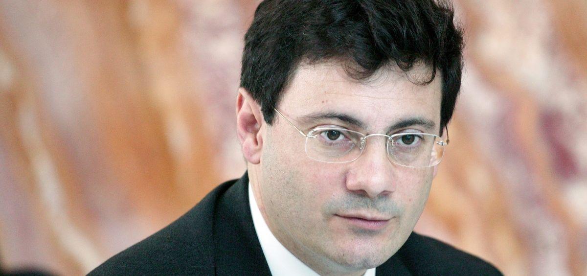 Javier Puertas, vicepresidente de la Sociedad Española de Sueño. (Foto. SES)