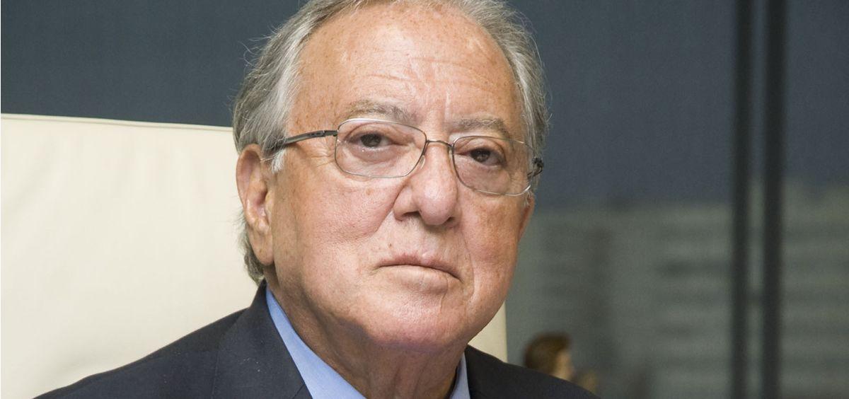 Diego Murillo, presidente de honor de A.M.A.