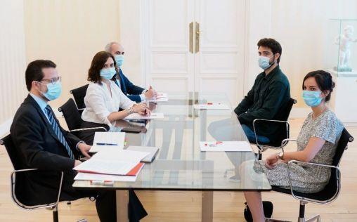 Huelga MIR en Madrid: Sanidad enviará hoy un documento con su compromiso para lograr un preacuerdo