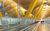 Terminal 4 del Aeropuerto Adolfo Suárez Madrid Barajas. (Foto. Unsplash)