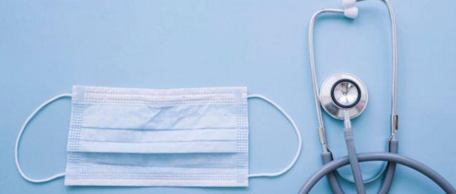 Las personas con problemas respiratorios están exentas del uso de mascarilla (Foto. Freepik)