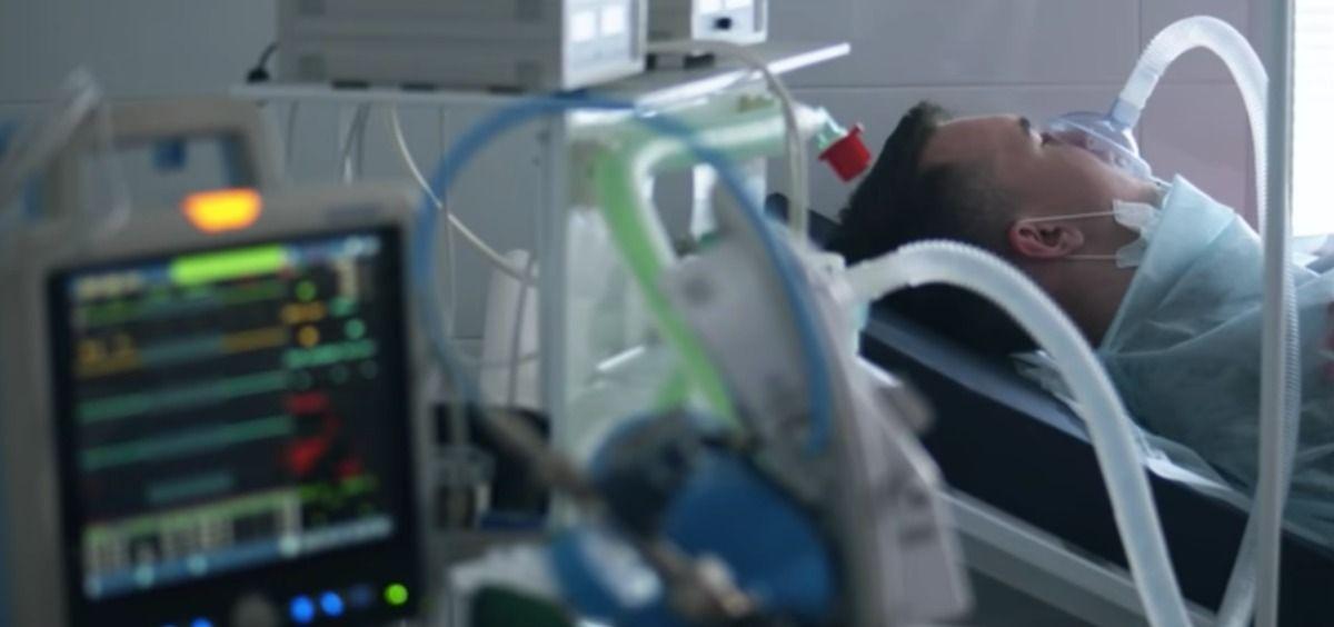 Instante de uno de los vídeos de la última campaña lanzada por la Comunidad de Madrid para concienciar sobre la Covid-19 (Foto: CAM)