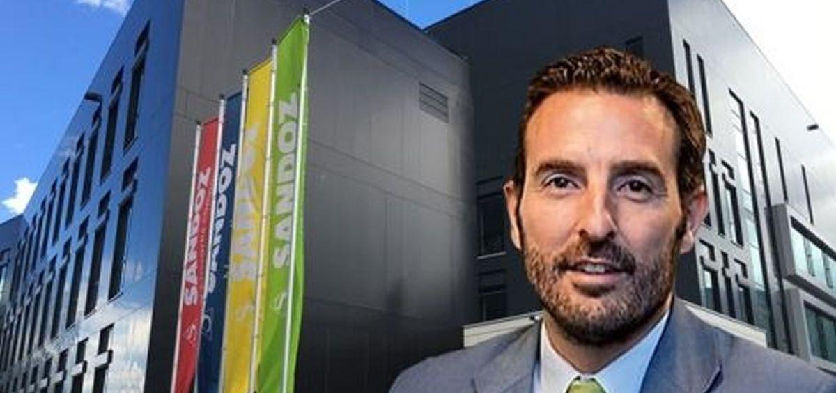 Joaquín Rodrigo, director general de Sandoz.