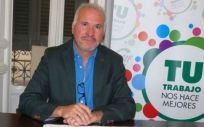 El presidente del sector nacional de Sanidad de CSIF, Francisco Javier Martínez (Foto: CSIF)