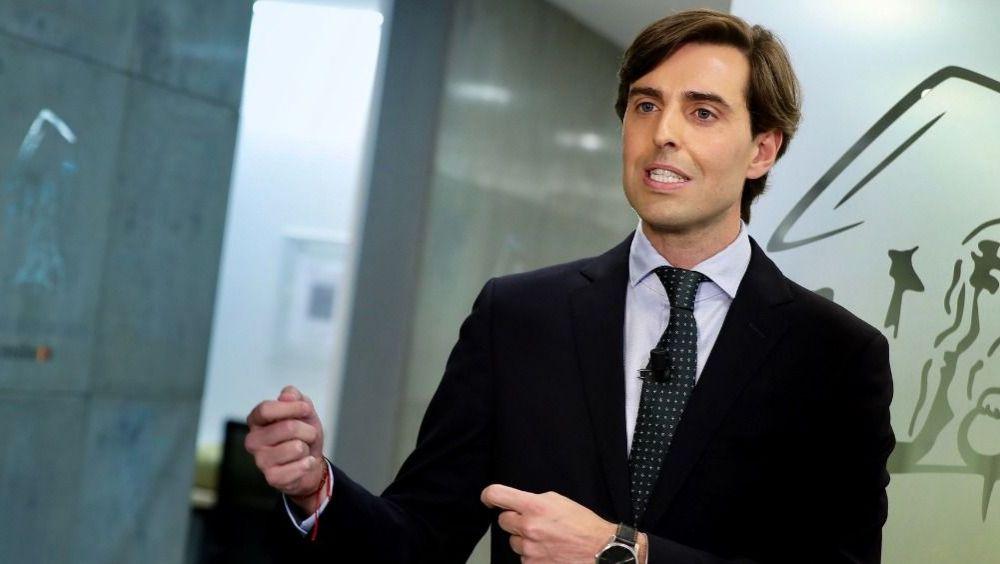 Pablo Montesinos, portavoz del PP en el Congreso (Foto: Flickr GPP)