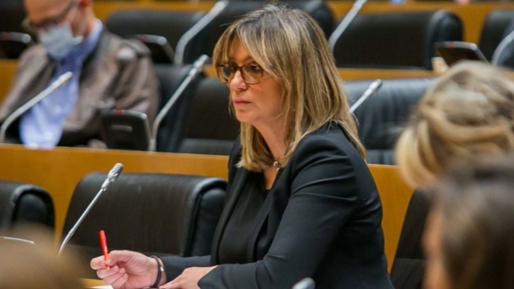 Ana Prieto Nieto, portavoz de Sanidad del PSOE en el Congreso (Foto: Congreso)